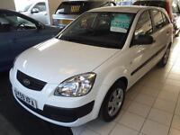 Kia Rio 1.4 84000 MILES WITH FSH DRIVES VERY WELL ** GREAT VALUE ** 1 OWNER