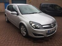 07 ASTRA 1.4 SXI. FULL MOT. 2 OWNERS. DRIVES WELL