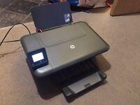 HP 3-In-1 All In One Printer Scanner Copier - DeskJet 3050A