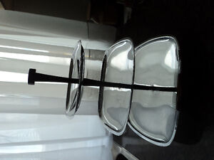 Stainless 3 Tier Tray & Matching Single Tray-Reduced $15.00