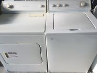 Washer + dryer + fridge + stove - free delivery!