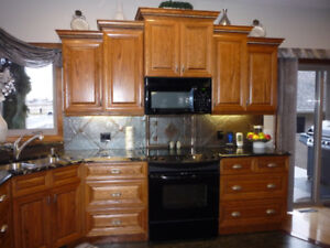 Priced Reduced on Beautiful Cabinets