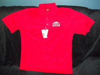 Polo Homme Stella Artois Gr; Large Couleur: Rouge, Neuf