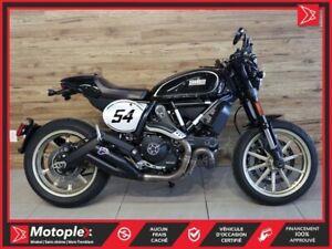 2017 Ducati Scrambler Cafe Racer 38$/SEMAINE