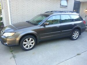 2008 Subaru Outback Leather Wagon