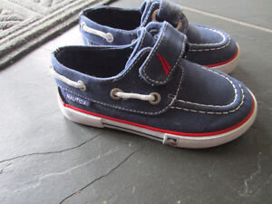 Toddler Shoes - Sizes 8, 9 and 9.5 (Nautica, KangaRoos & Marvel)