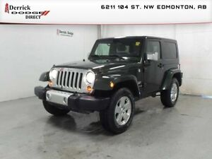 2010 Jeep Wrangler   2Dr Sahara Dual Top Chrome Grp Hitch $213.7