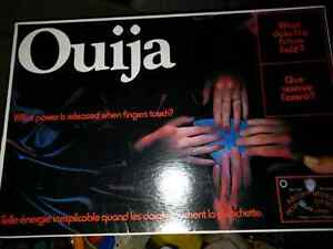 Quija board for sale. Creepy game