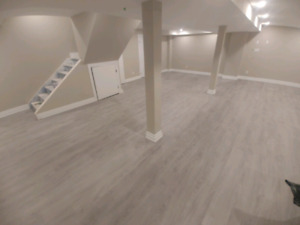 Offering Hardwood, Laminate, Vinyl and Tile services