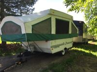 2003 Viking Tent Trailer with inverter