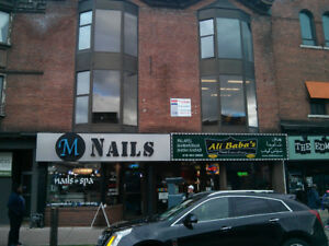 Prime Commercial Space on Danforth Across From Broadview Subway