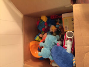 Bunch a toys!