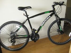 New Mountain Bike with Double suspension and Disk SAVEOver  $100