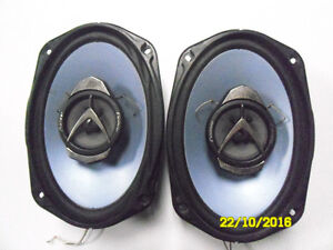 pioneer TS A 6953 6x9 car speakers and other else size