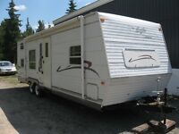 Great condition 30` Jayco Eagle with bunks