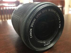 Canon EF-S Lenses