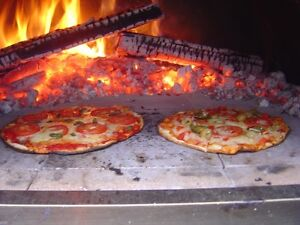 Wood-Fired Pizza Catering