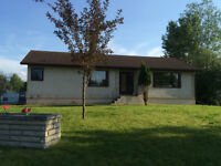 BEAUTIFUL 1400 SQ. FT. FAMILY HOME - EAR FALLS, ONTARIO