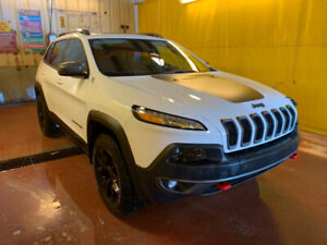 2018 Jeep Cherokee Trailhawk L PLUS - LEASE w/ BONUSES