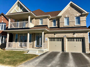 4 BR House on Ravine lot for rent in Innisfil