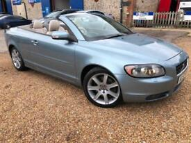 2007 '57' Volvo C70 2.5 T5 Geartronic SE. Petrol. Auto. Cabriolet. Px Swap