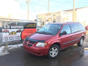 2007 DODGE GRAND CARAVAN SE HAS 178973 STOW AND GO DVD !