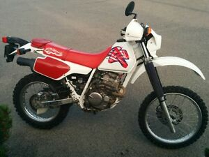 1995 Honda XR250L in top condition 6000km $2400 value