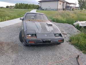1985 Nissan 300zx turbo part out
