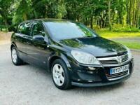 2007 Vauxhall Astra 1.8 CLUB 16V E4 5d 140 BHP Hatchback Petrol Automatic