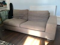 Cheap grey 3 seater couch