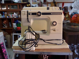 Machine a coudre Kenmore - Sewing Machine Kenmore