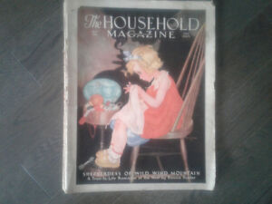 The Household Magazine May 1935 edition