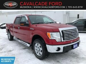 2012 Ford F-150 XTR Supercrew 4WD tailgate step, backup cam!!