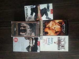 Casettes VHS à 1.00$ ch. Gatineau Ottawa / Gatineau Area image 3