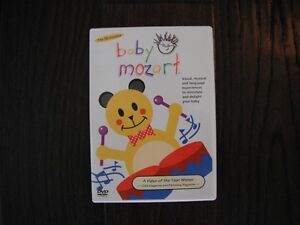 Baby Mozart DVD