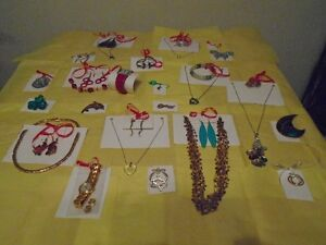 Large Selection of Costume Jewelery Sets