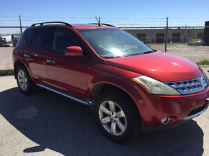 2006 Murano  FWD RUNS  GREAT