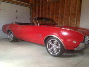 1968 BIG BLOCK CONVERTIBLE