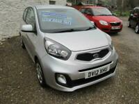 NOW SOLD Kia Picanto 1 1.0 3 Door Hatchback in Silver Metallic WINTER SALE