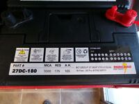 GROUP 27 DEEP CYCLE BATTERY