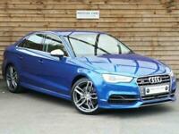 2014 Audi S3 TFSI Quattro 4dr S Tronic STUNNING EXAMPLE Auto Saloon Petrol Autom