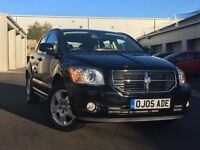 Dodge Caliber Auto Low Mileage 2007