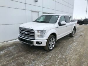 2017 Ford F-150 Limited  - Navigation -  Leather Seats