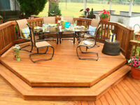 Deck-Fence Carpenter WANTED