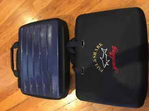 Paul and Shark laptop briefcases