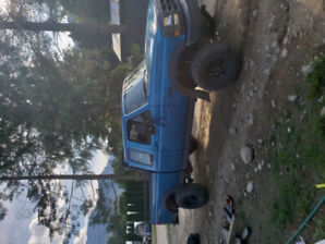 Lifted 1995 F150