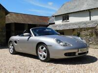 Porsche 986 Boxster S 3.2 - incredible maintenance record, as good as they get