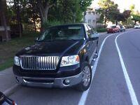 Lincoln mark LT 2006 black