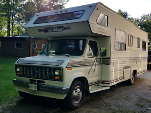 89 28ft Holidaire Motorhome