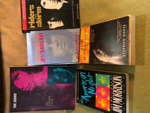 Jim Morrison / Doors books